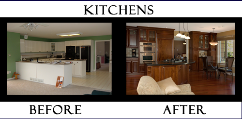 Kitchens Interior Designed by Jan Addams of Image To Interior Inc.