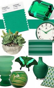 Emerald Green 2013 Colour