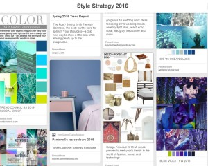 Style Strategy 2016 from IMAGE To INTERIOR - Pinterest