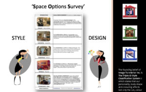 Image to interior inc aging in place 39 resort style for Interior design space planning questionnaire